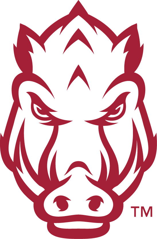 548x833 Razorback Symbol Arkansas Razorbacks Secondary Logo 2014