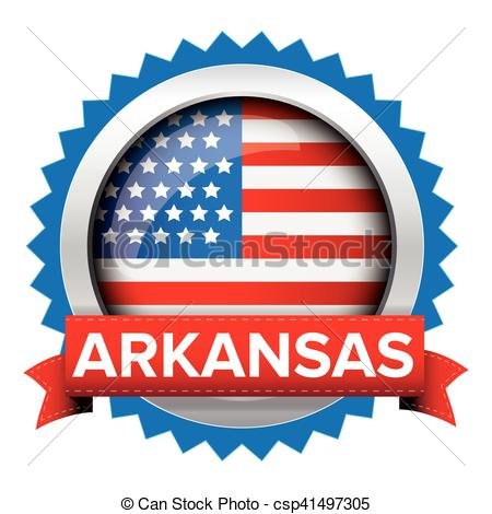 450x470 Arkansas Pin Vector Clipart Royalty Free. 15 Arkansas Pin Clip Art