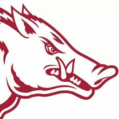 Arkansas Razorbacks Clipart