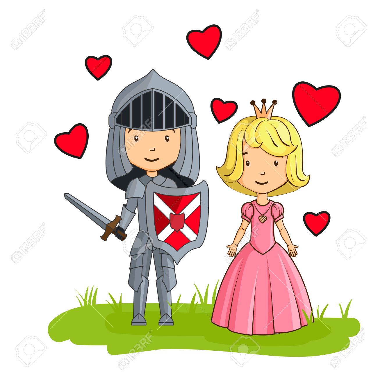1300x1300 Maiden Clipart Knights Armor
