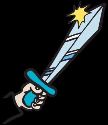 346x400 Sword Clip Art