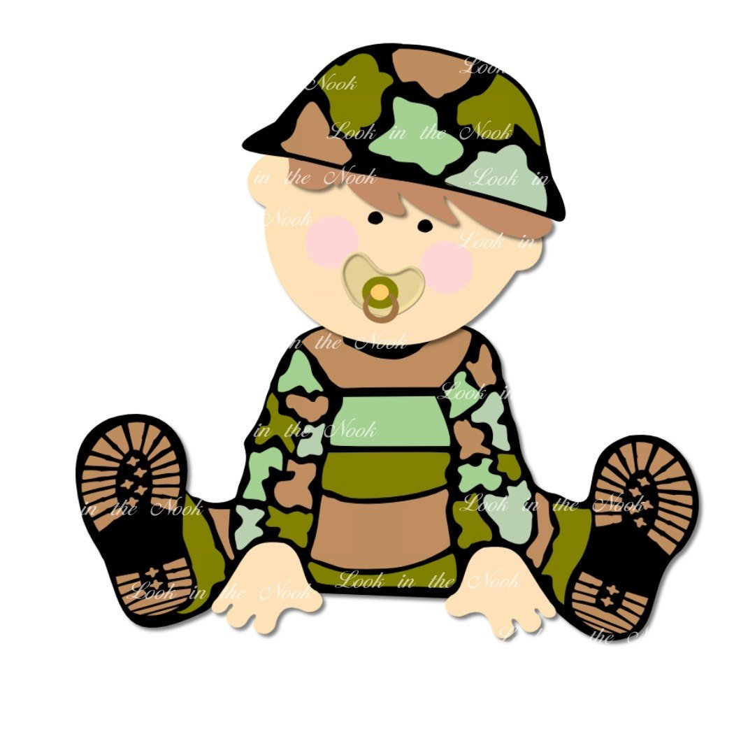 1050x1050 Digital Graphic Army Baby Designs, Jpeg Amp Png Files, Jeep