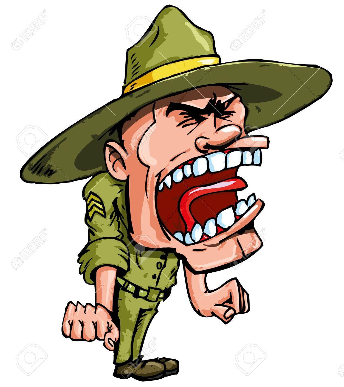 1155x1300 Army Scream Clipart