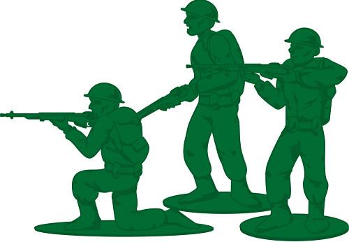 500x346 Army Men Clip Art 101 Clip Art