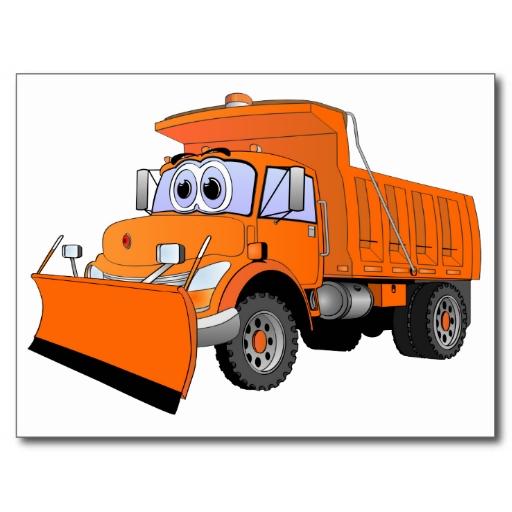 512x512 Cartoon Truck Clipart