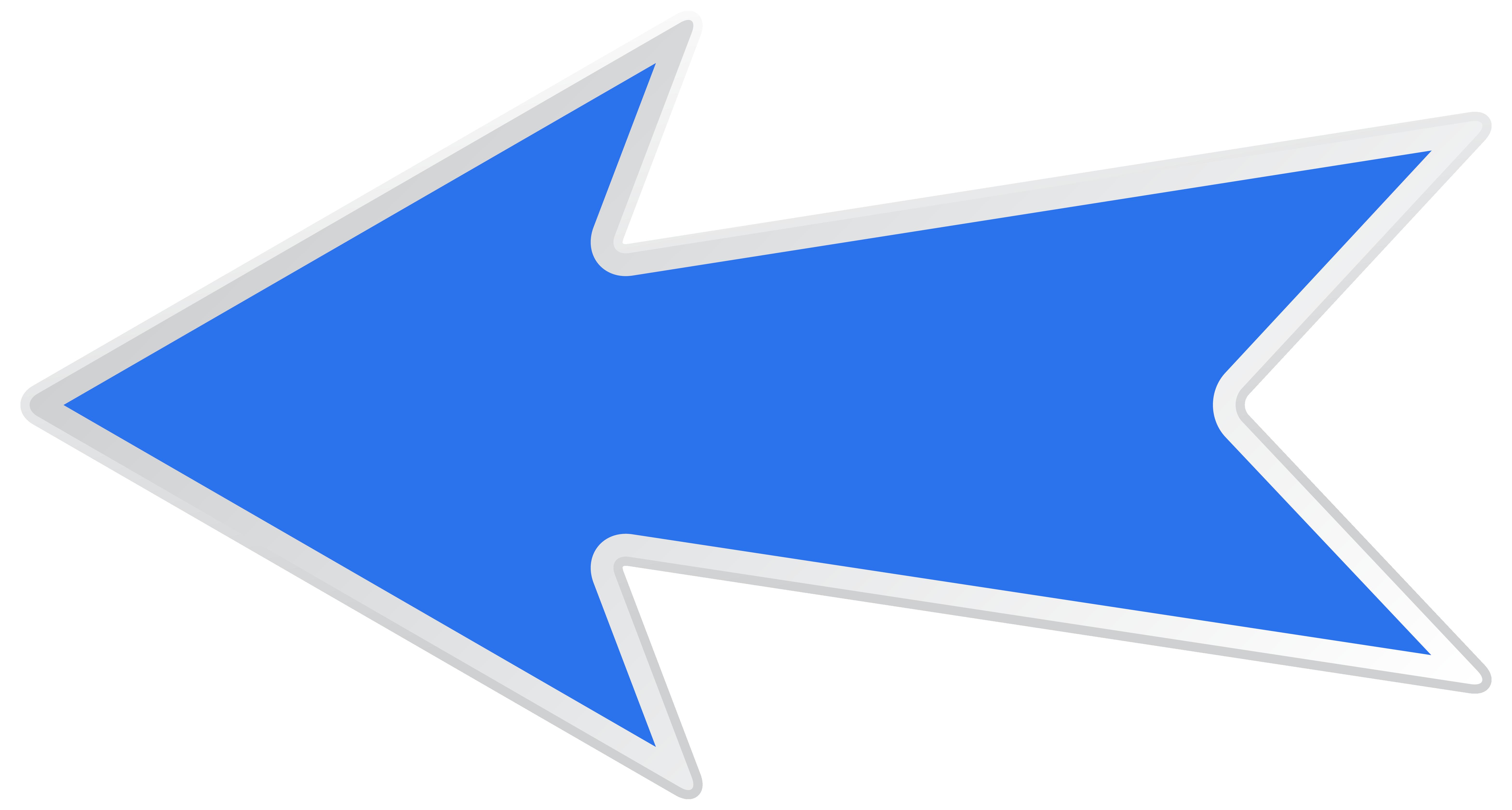 6273x3361 Blue Left Arrow Png Clip Art Imageu200b Gallery Yopriceville