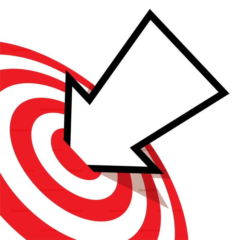 800x800 Target Arrow Clipart, Explore Pictures