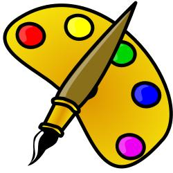 250x250 Kids Art Class Clip Art Clipart Panda