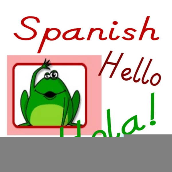 600x600 Spanish Class Clipart Free Images At Clker Vector Clip Art