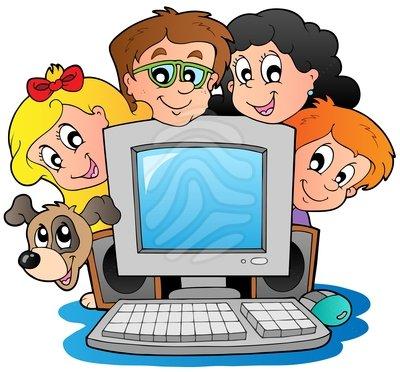400x372 Ingenious Ideas Computer Clipart For Kids Clip Art Net