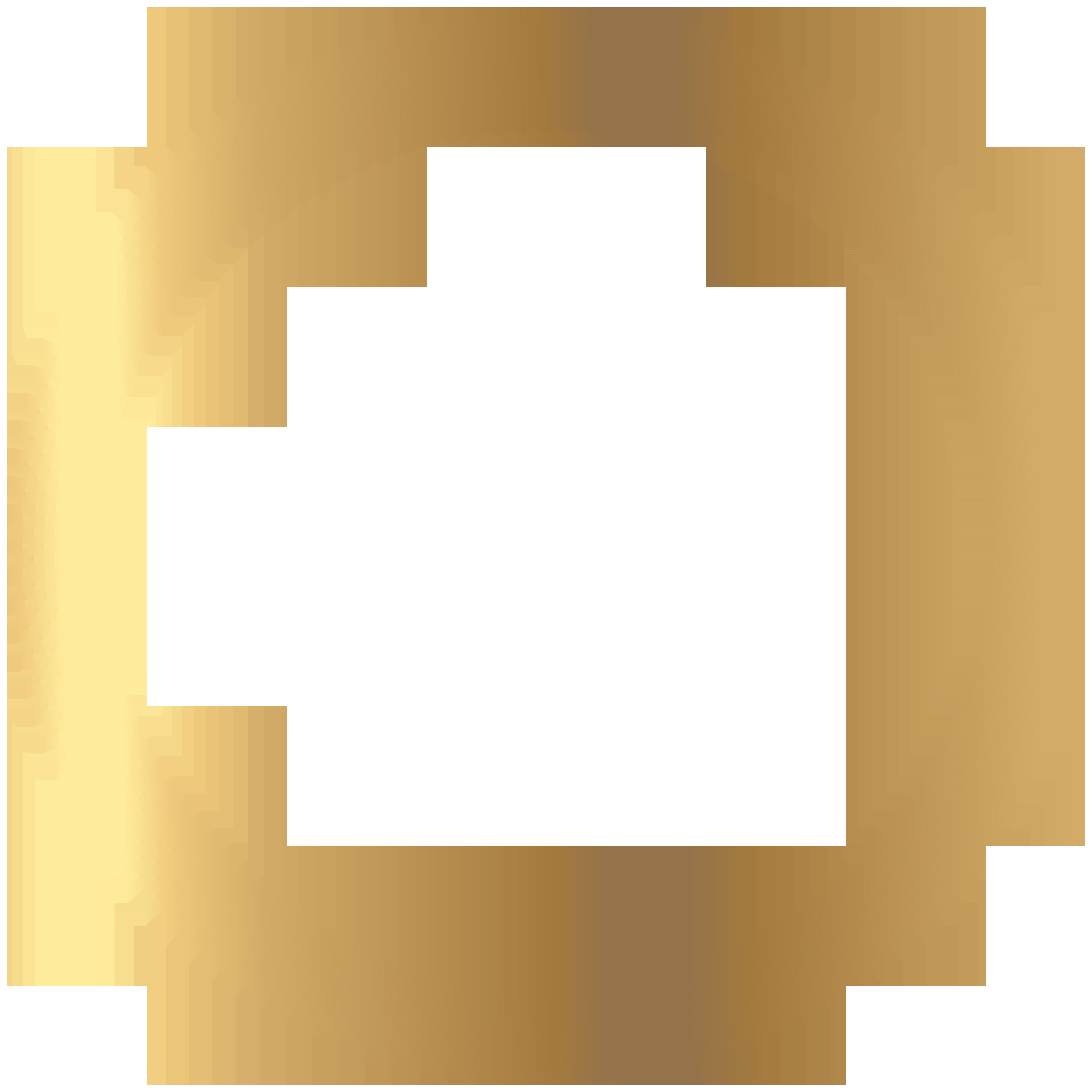 8000x8000 Deco Gold Round Border Png Transparent Clip Artu200b Gallery