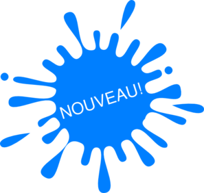 297x282 Nouveau Blue Splash Ink Png, Svg Clip Art For Web