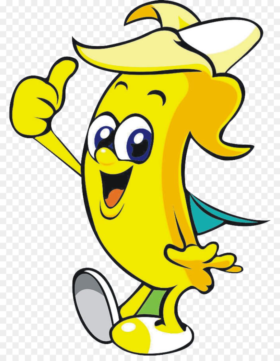 900x1160 Cartoon Banana Clip Art