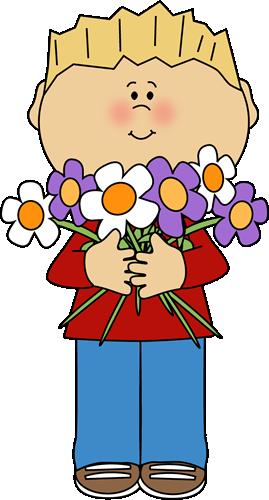 269x500 Flower Clip Art
