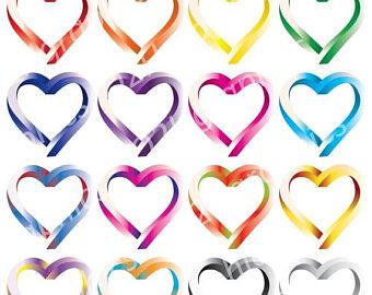 340x270 Heart Emoji Clip Art Smiley Face, Digital Download, Clipart