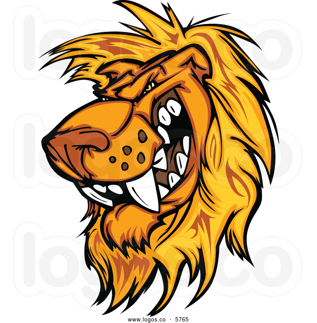 1024x1044 Roaring Lion Head Clip Art