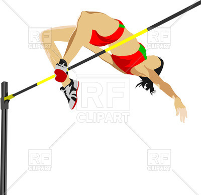 400x388 Woman Athlete