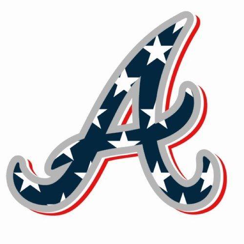 500x500 Atlanta Braves Logo Image Group