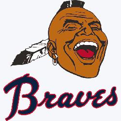 250x250 Atlanta Braves Primary Logo Sports Logo History