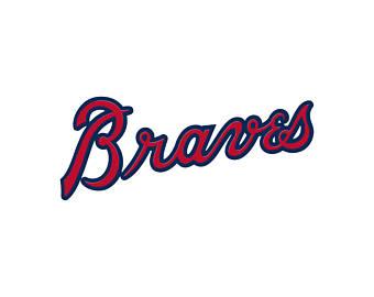 340x270 Atlanta Braves Dxf Etsy