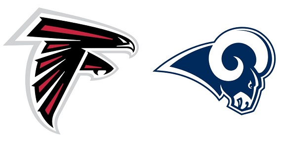 575x287 Falcons Vs. Rams Wildcard Game Open Discussion Thread
