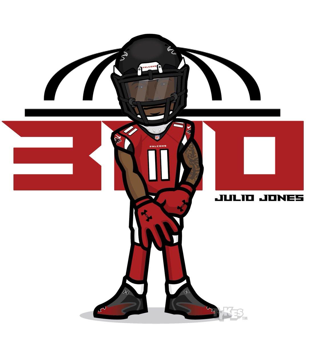 1094x1200 Tykes On Twitter Julio Jones Atlanta Falcons Tyke