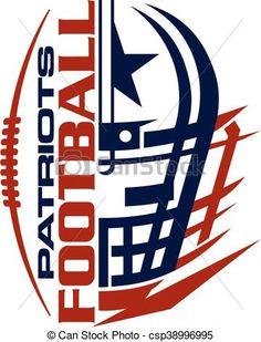 236x309 Patriots Football Cricut Patriots Football, Clip
