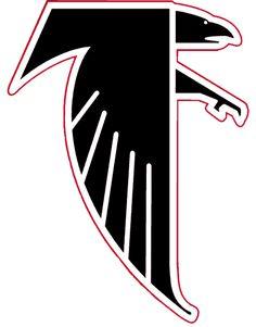236x301 Atlanta Falcons Logo Coloring Page Atlanta Falcon'S