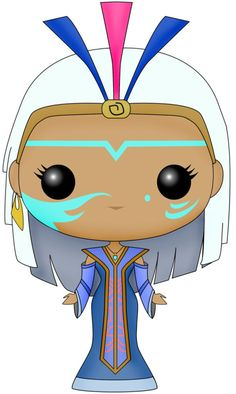 236x394 Funko Fan Art Princess Kida Atlantis By Csf Designs.