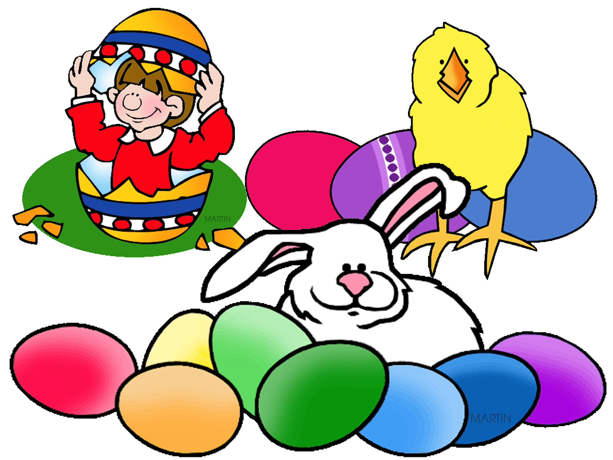 2000x1500 Phillip Martin Clip Art Easter Bunnies Counter Christmas Photo