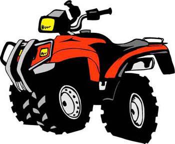 350x289 Bike Cartoon Clip Art
