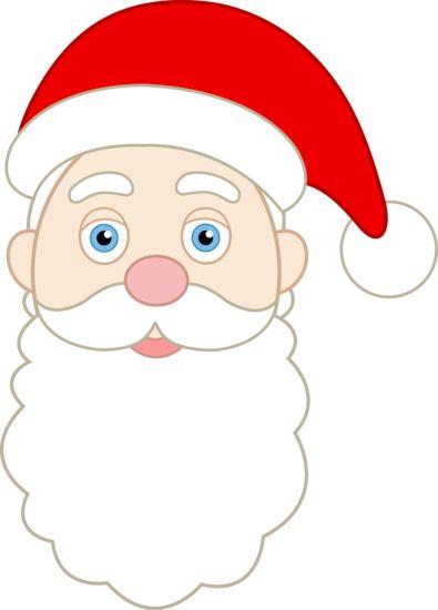 395x550 Baking Clipart Santa