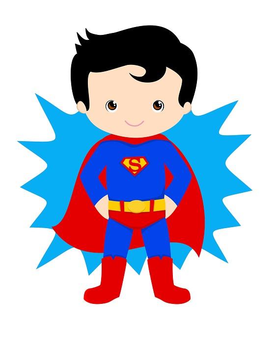 556x720 Superman