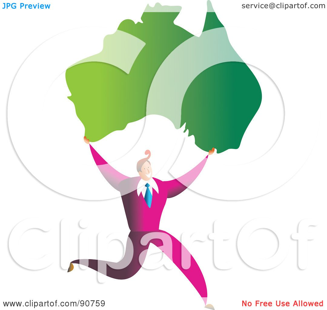1080x1024 Royalty Free (Rf) Clipart Illustration Of A Successful Businessman
