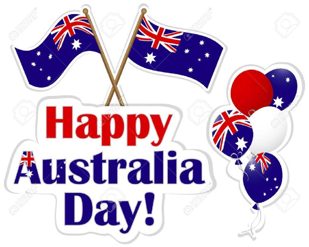 1300x1039 Australia Day Clip Art Clipart