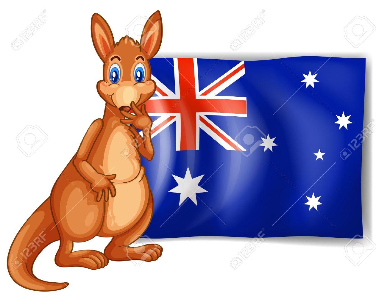 1300x1005 Clip Art Australian Flag Clip Art