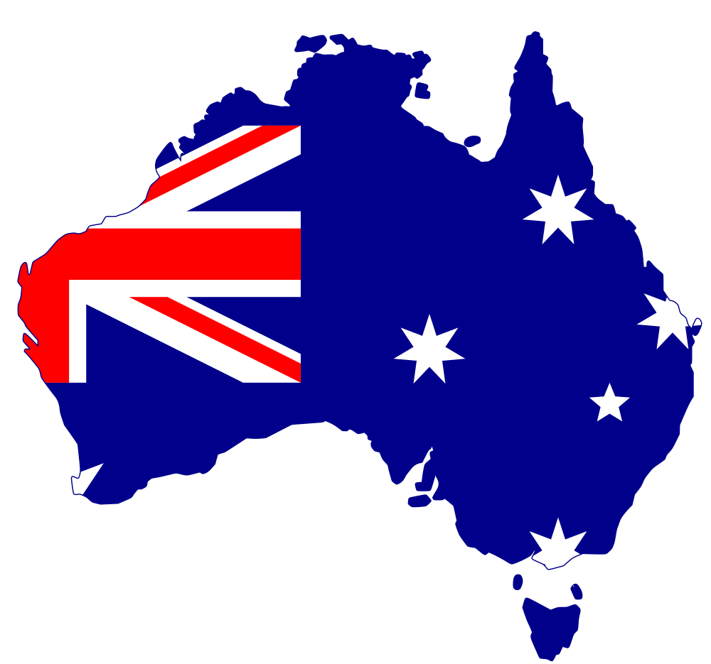 1000x935 Flag Silhouette Australia Clipart Amp Illustrations