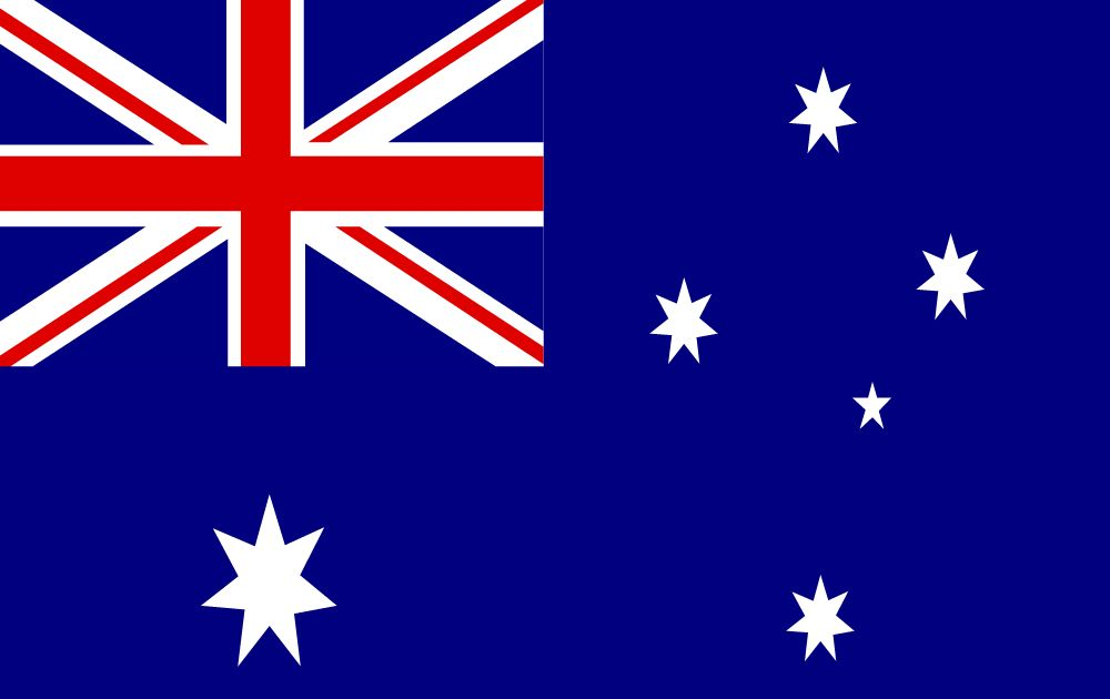 1000x630 Printable Australian Flag Find Here More