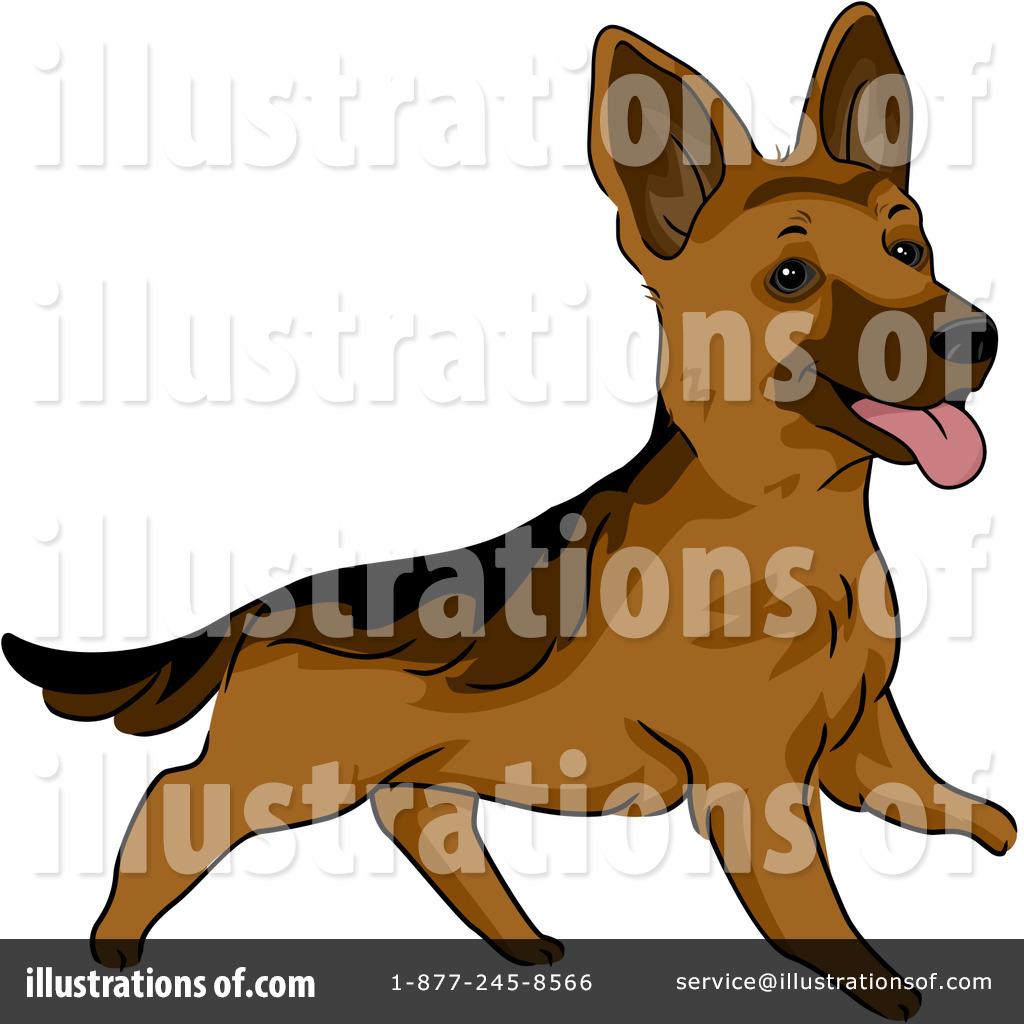 Australian Shepherd Clipart