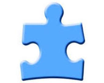 340x270 Puzzle Clipart Autistic 3827965