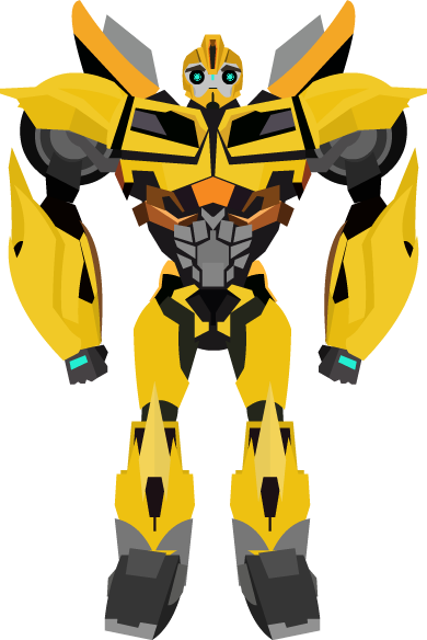 390x584 Free Download Autobot Bumble Bee Clipart For Your Creation