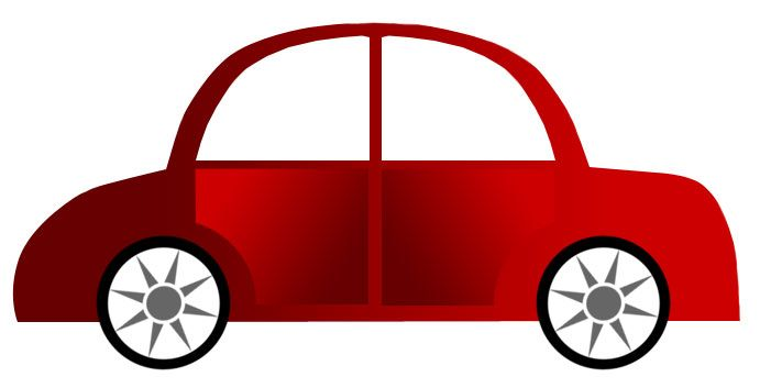 691x353 Car Clipart In Classic Model Clip Art Ethans Little Red Car 3rd