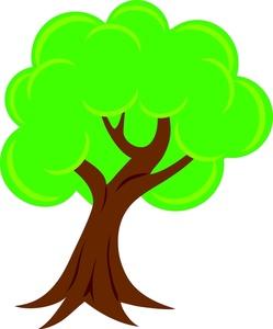 249x300 Tree Clip Art