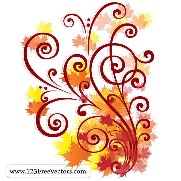 600x600 Welcome Autumn Clipart