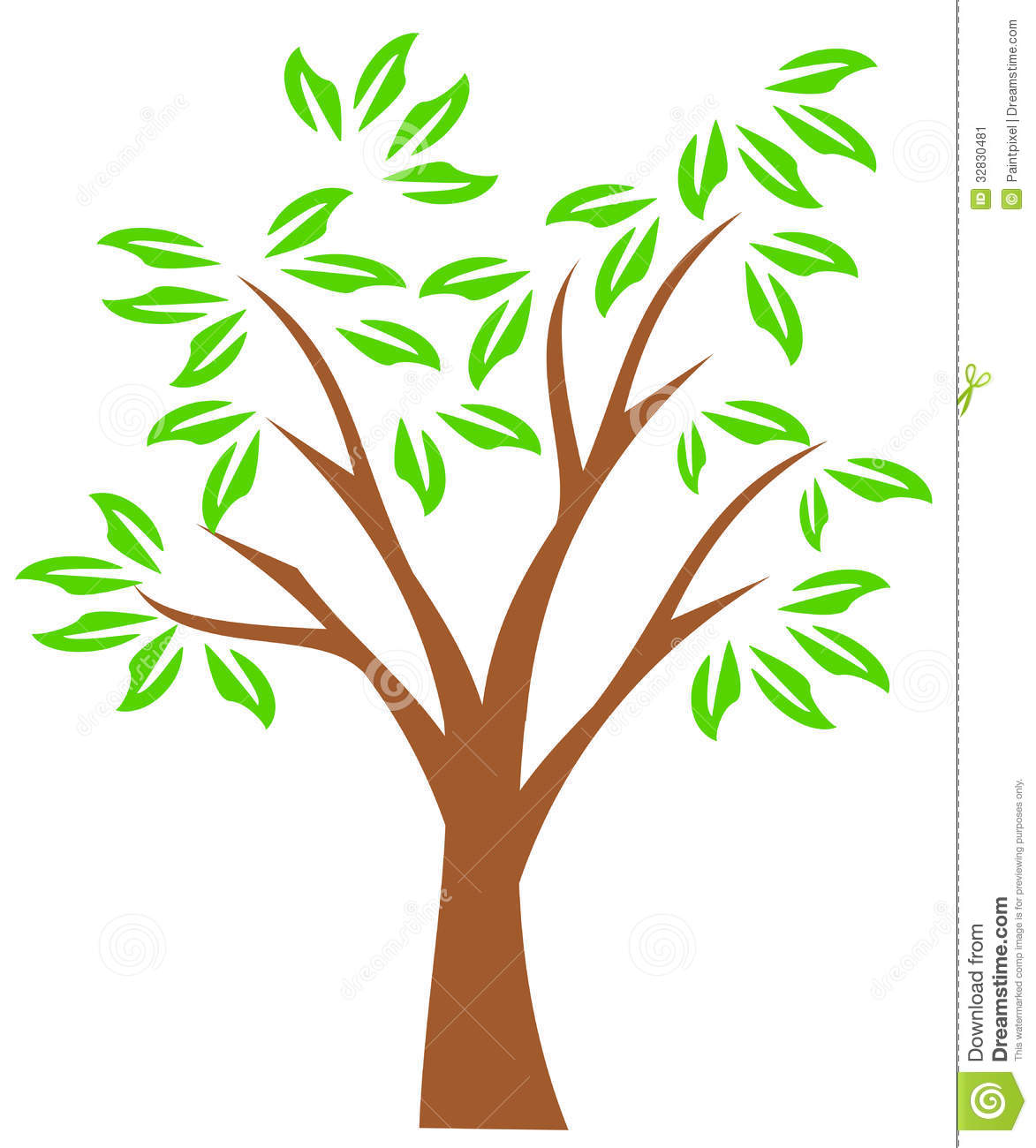 1173x1300 Clip Art Of Tree Leaves Top 100 Autumn Free Clipart Image
