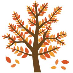 236x236 Fall Tree Svg Cutting File For Scrapbooking Autumn Svg Cut Files