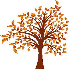 236x236 Autumn Trees And Leaves Autumn Nature, Autumn Trees And Clip Art