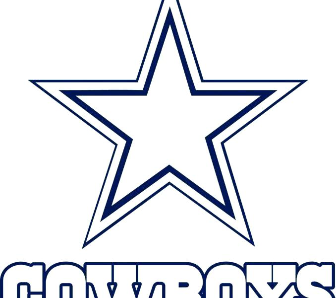 678x600 Dallas Cowboys Coloring Page Cowboy Coloring Pages Printable