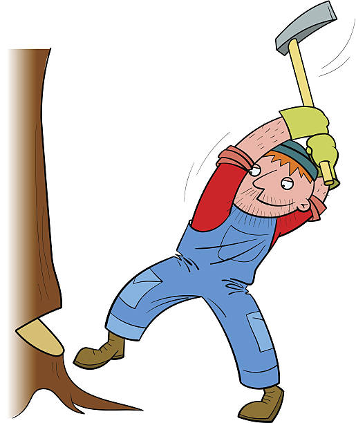 515x612 Axe Clipart Tree Cutting