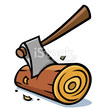 380x380 Axe Clipart Wood Axe